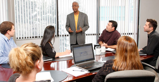 professional sales training courses marvin montgomery